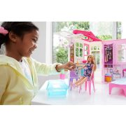 Mattel Barbie FXG55 Összecsukható tengerparti ház babával (új)