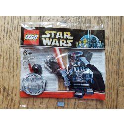 Lego Star Wars Chrome Black Darth Vader minifigura gyűjtői darab SW218 (új)