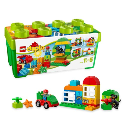 Lego 10572 Duplo - Minden egy csomagban játék (új)