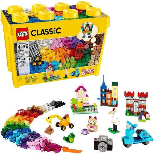 Lego Classic 10698 Nagy méretű kreatív építőkészlet (új)