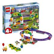 Lego 10771 Toy Story 4 - Karneváli hullámvasút (új)