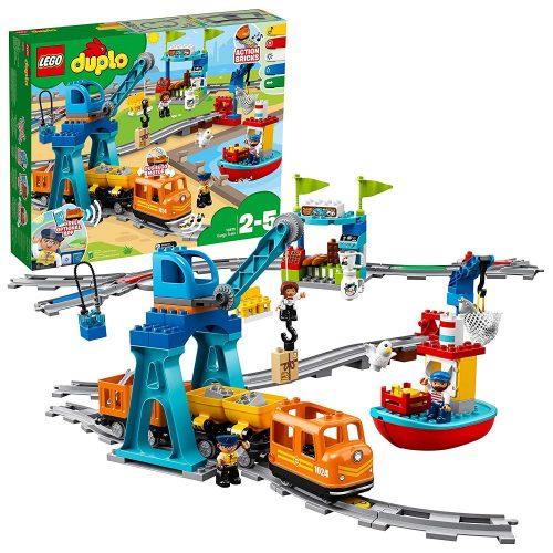 Lego 10875 Duplo - Tehervonat (új)