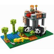 Lego Minecraft 21158 A pandabölcsőde (új)
