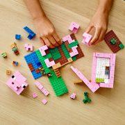 Lego Minecraft 21170 A malac háza (új)
