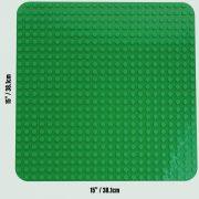 Lego 2304 Duplo - Zöld építőlap (új)