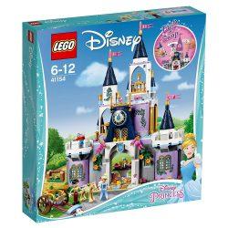 Lego 41154 Disney - Hamupipőke álomkastélya (új)