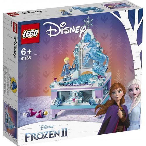 Lego 41168 Disney Jégvarázs 2 - Elza ékszerdoboza (új)
