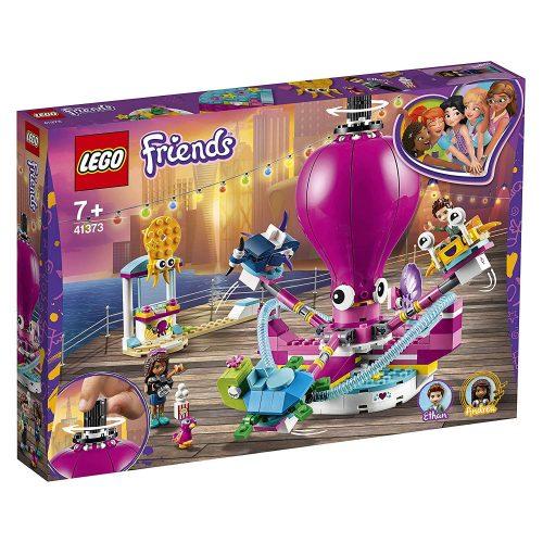 Lego 41373 Friends - Mókás polip körhinta (új)