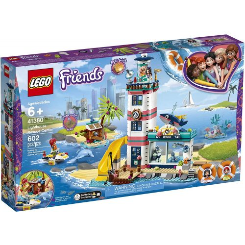 Lego 41380 Friends - Világítótorony mentőközpont (új)