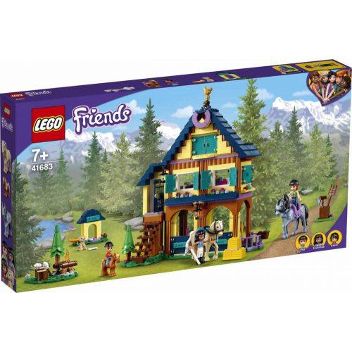Lego Friends 41683 Erdei lovaglóközpont (új)
