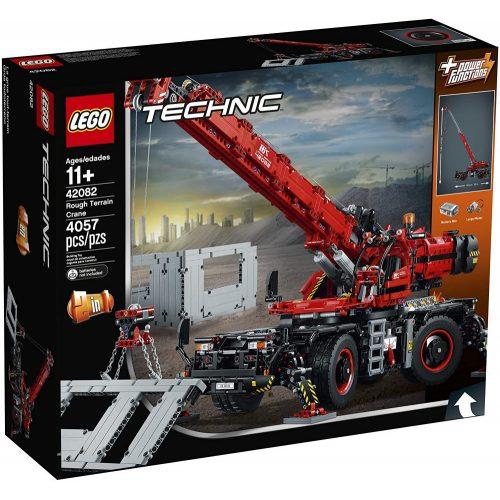 Lego Technic 42082 Daru egyenetlen terepen (új)
