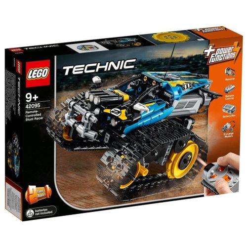 Lego Technic 42095 Távirányítású kaszkadőr versenyautó (új)