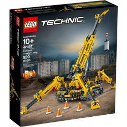 Lego Technik 42097 Kompakt lánctalpas daru (új)