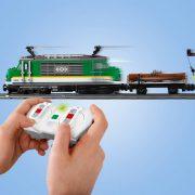 Lego 60198 City - Tehervonat (új)