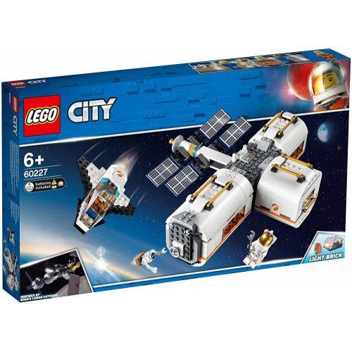 Lego 60227 City - Hold-űrállomás (új)