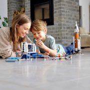 Lego 60228 City - Űrrakéta és irányítóközpont (új)