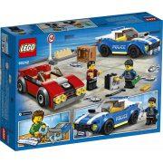 Lego 60242 City - Rendőrségi letartóztatás az országúton (új)