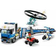 Lego 60244 City - Rendőrségi helikopteres szállítás (új)