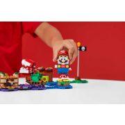 Lego Super Mario 71382 A Piranha növény rejtélyes feladata kiegészítő készlet (új)