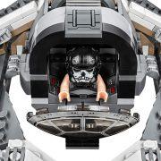 Lego 75242 Star Wars - Black Ace TIE elfogó (új)