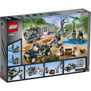 Lego 75935 Jurassic World - Baryonyx bonyodalom: A kincsvadászat (új)