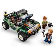 Lego 75935 Jurassic World - Baryonyx bonyodalom: A kincsvadászat dino dinoszaurusz (új)