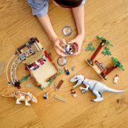 Lego Jurassic World 75941 Indominus Rex az Ankylosaurus ellen (új)