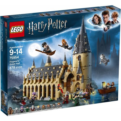 Lego Harry Potter 75954 Roxforti nagyterem (új)