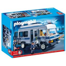 Playmobil 4023 Rendőrségi rabszállító (új)