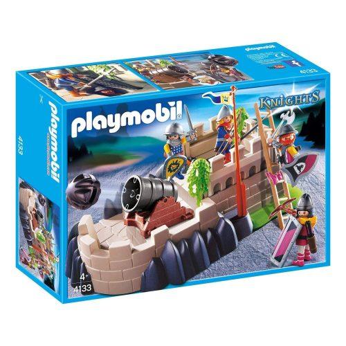 Playmobil SuperSet 4133 Bástyavédő lovagok (új)
