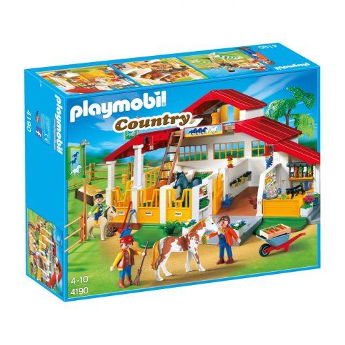 Playmobil 4190 Lovas karám (új)