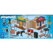 Playmobil 4398 Hordozható western város (új)