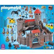 Playmobil 4865 Nagy Oroszlán lovagvár (új)