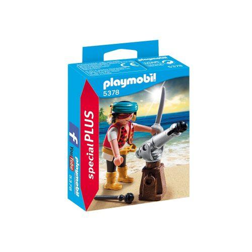 Playmobil Special Plus 5378 Kalóz ágyúval (új)