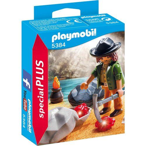 Playmobil Special Plus 5384 Rubin-bányász (új)
