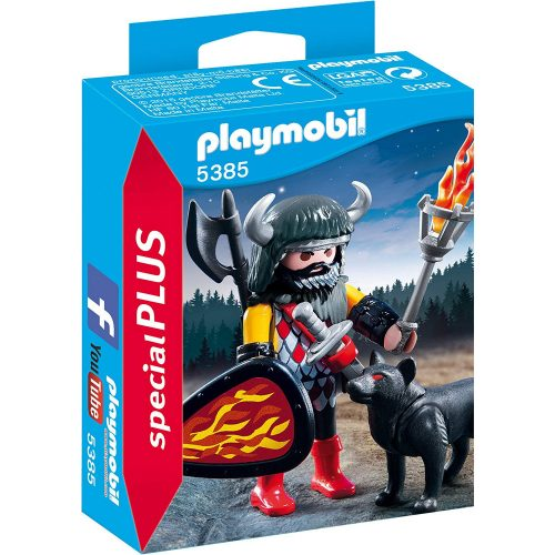 Playmobil Special Plus 5385 Farkasharcos (új)