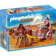 Playmobil 5391 Kétlovas római harci kocsi (új)