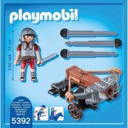 Playmobil 5392 Római légiós ostromgéppel (új)
