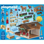 Playmobil 5422 Alpesi fogadó (új)