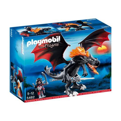 Playmobil 5482 Óriás harci sárkány világító effekttel (új)