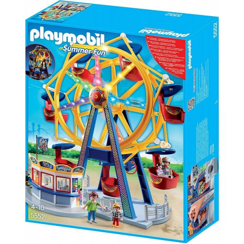 Playmobil 5552 Óriáskerék (új)