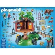 Playmobil 5557 Kalandorok faháza (új)