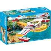 Playmobil 5560 Tűzoltó hidroplán (új)