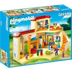 Playmobil 5567 Szivárványország óvoda (új)
