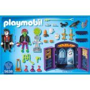 Playmobil 5638 Hordozható Frankenstein kastélya (új)