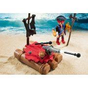 Playmobil 5655 Hordozható kalóztutaj szett (új)
