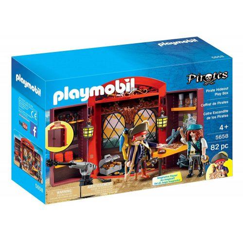 Playmobil 5658 Hordozható kalóz készlet (új, csomagolássérült)