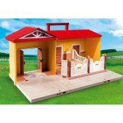 Playmobil 5671 Hordozható lovarda (új)
