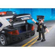 Playmobil 5673 Rendőrautó villogóval és rendőrökkel (új)