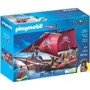 Playmobil 5683 Katonai vitorláshajó ágyúkkal (új)